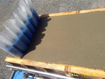 建筑混凝土拦茬神器-重复用可充气式拦茬气囊气柱