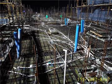 建筑高低标号混凝土隔断气囊 气袋充气棒充气柱批发