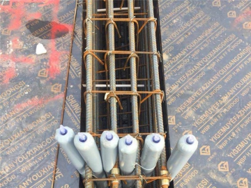 高低标号混凝土拦茬气囊在长沙建筑工程中应用视频