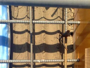 建筑高低标号混凝土阻断拦茬新技术视频推介-拦茬气囊