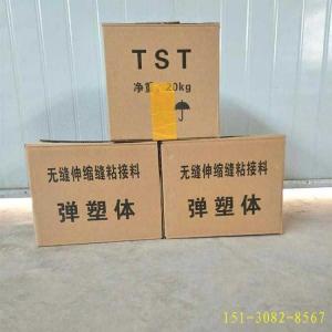 中小桥梁无缝伸缩缝 TST弹塑体粘结料研发厂家