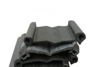 d80桥梁伸缩缝装置用防水密封橡胶条 伸缩缝胶条oem定做