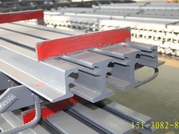 GQFC型F型桥梁伸缩缝装置【科运橡塑】桥梁伸缩缝胶条厂家