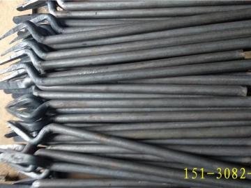 桥梁伸缩缝胶条安装拆卸自制工具 伸缩缝胶条扳手撬棍