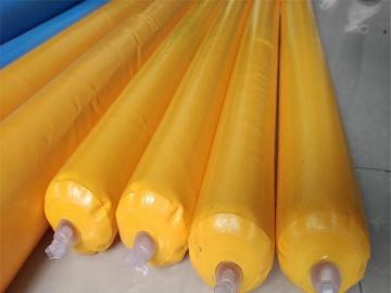 混凝土拦茬气囊 建筑梁柱节点高低标号防串标隔断气囊